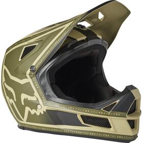 Fox Rampage Comp Cali Helmet Men, brązowy
